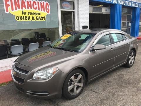 2011 Chevrolet Malibu for sale in Franklin, OH