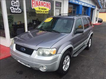 2007 Ford Escape for sale in Franklin, OH