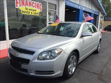 2011 Chevrolet Malibu for sale in Franklin, OH