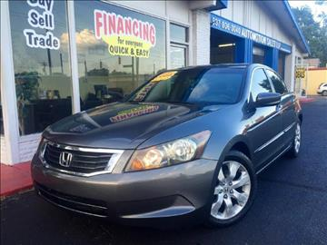 2009 Honda Accord for sale in Franklin, OH