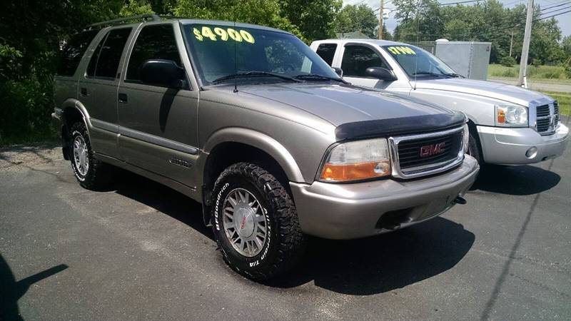 2001 GMC Jimmy SLE 4WD 4dr SUV - Elba NY