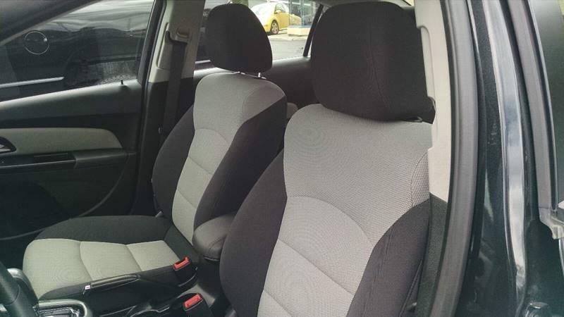 2014 Chevrolet Cruze LS Auto 4dr Sedan w/1SB - Elba NY