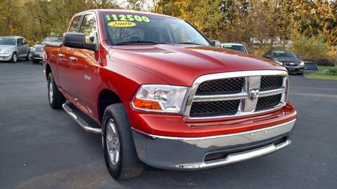 2009 Dodge Ram Pickup 1500 for sale in Elba, NY