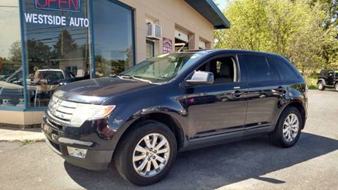 2008 Ford Edge for sale in Elba, NY