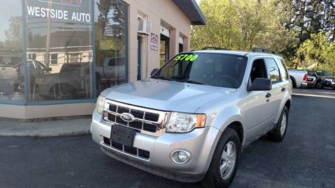 2009 Ford Escape for sale in Elba, NY