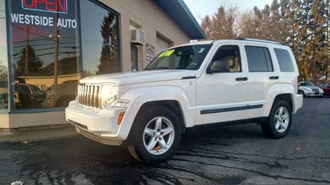 2010 Jeep Liberty for sale in Elba, NY