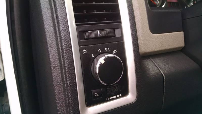 2010 Dodge Ram Pickup 1500 4x4 SLT 4dr Quad Cab 6.3 ft. SB Pickup - Elba NY