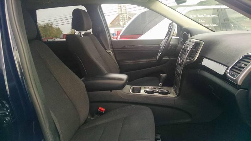 2012 Jeep Grand Cherokee 4x4 Laredo 4dr SUV - Elba NY