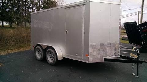 2017 Wells Cargo CargoTrac CT7x122
