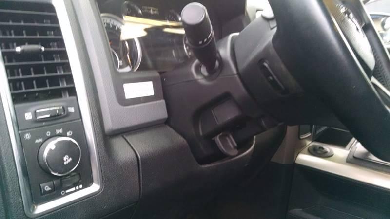 2013 RAM Ram Pickup 1500 4x4 Big Horn 4dr Quad Cab 6.3 ft. SB Pickup - Elba NY