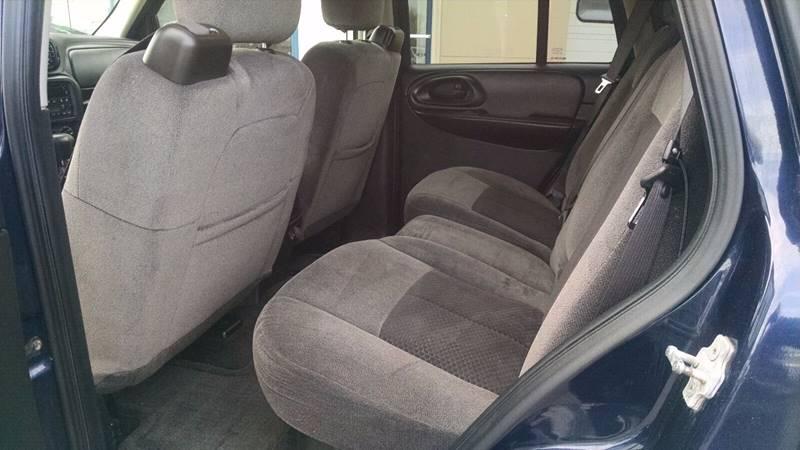 2008 Chevrolet TrailBlazer 4x4 LT1 4dr SUV - Elba NY