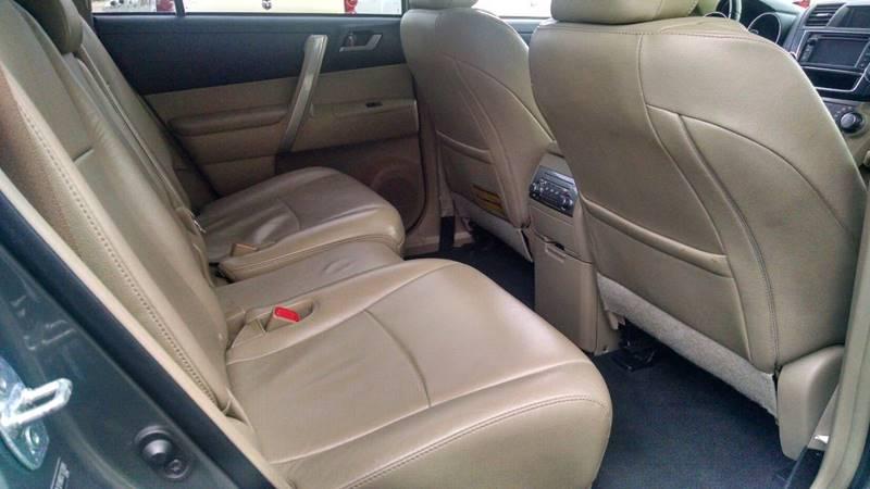 2013 Toyota Highlander AWD SE 4dr SUV - Elba NY