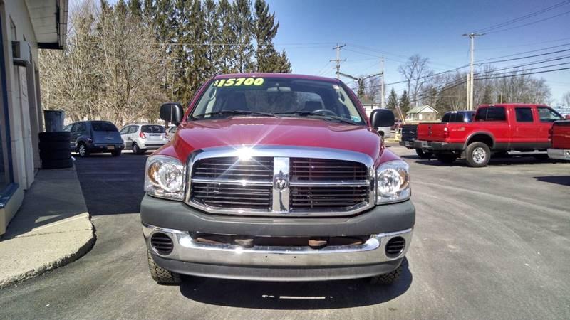 2008 Dodge Ram Pickup 1500 ST 4dr Quad Cab 4WD SB - Elba NY