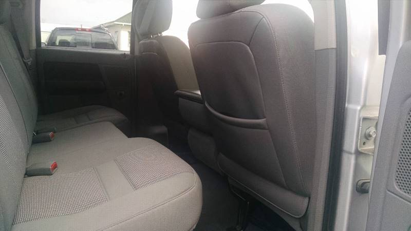 2008 Dodge Ram Pickup 1500 SLT 4dr Quad Cab 4WD SB - Elba NY
