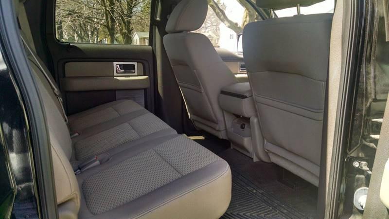 2009 Ford F-150 4x4 XLT 4dr SuperCrew Styleside 6.5 ft. SB - Elba NY