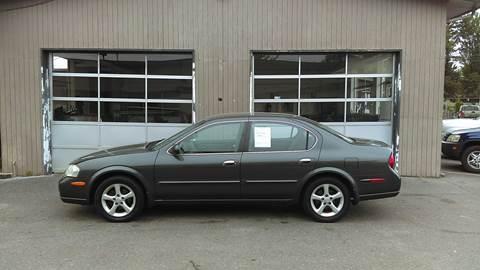 2000 Nissan Maxima for sale in Mount Vernon, WA