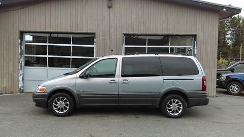 2001 Pontiac Montana for sale in Mount Vernon, WA