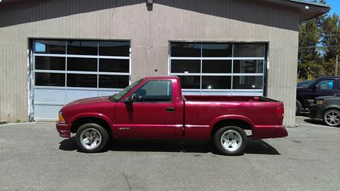 1997 Chevrolet S-10 for sale in Mount Vernon, WA