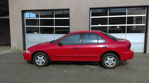 2000 Chevrolet Cavalier for sale in Mount Vernon, WA