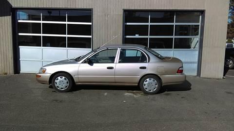 1996 Toyota Corolla for sale in Mount Vernon, WA