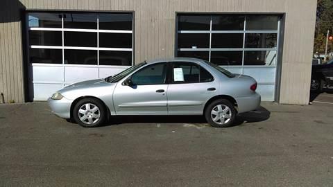 2003 Chevrolet Cavalier for sale in Mount Vernon, WA