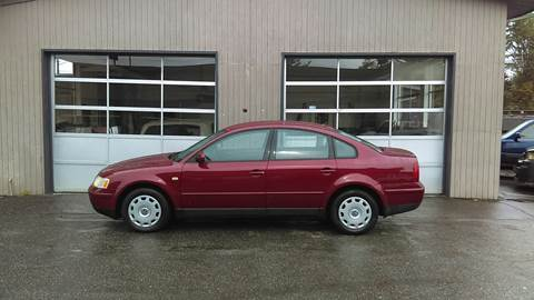 1999 Volkswagen Passat for sale in Mount Vernon, WA