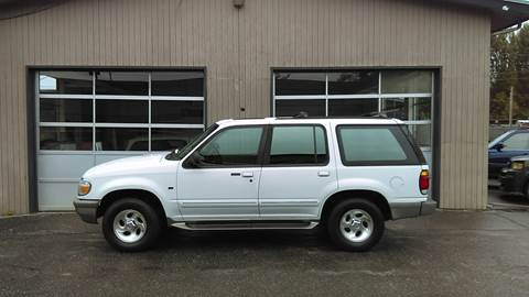 1996 Ford Explorer for sale in Mount Vernon, WA