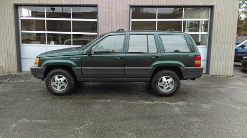 1993 Jeep Grand Cherokee for sale in Mount Vernon, WA