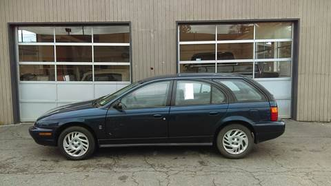 1998 Saturn S-Series for sale in Mount Vernon, WA