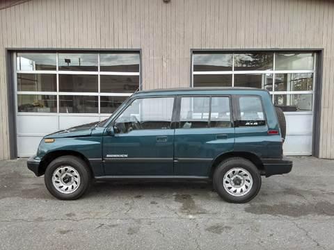 1995 Suzuki Sidekick Jx