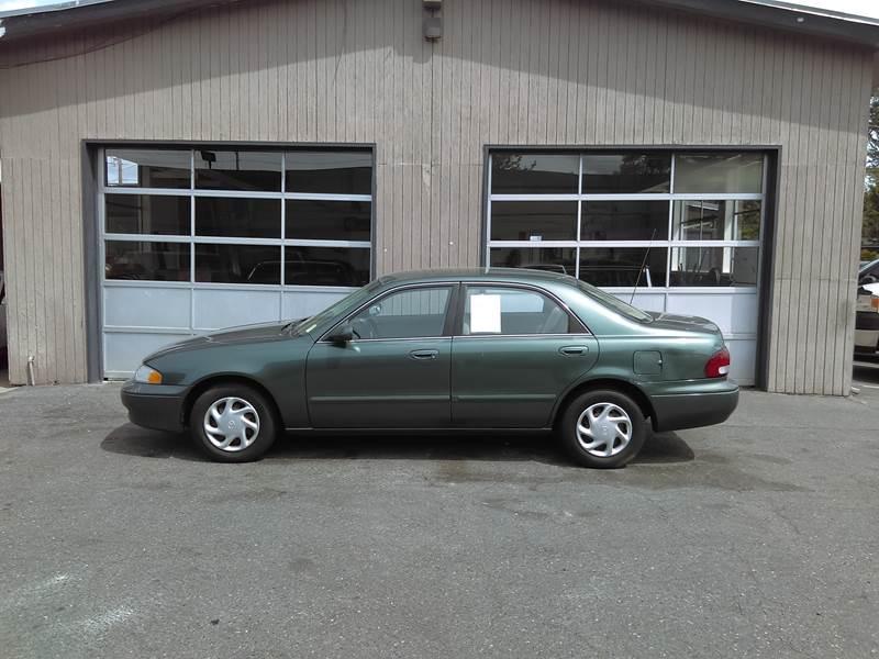 1999 Mazda 626 LX 4dr Sedan   Mount Vernon WA