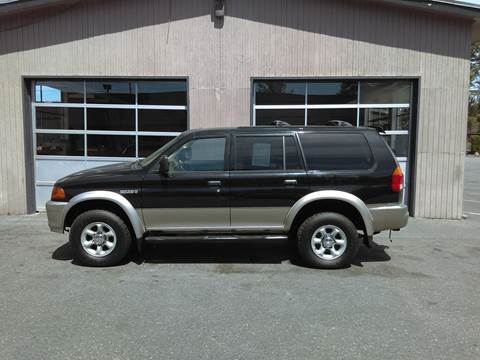1998 Mitsubishi Montero Sport for sale at Westside Motors in Mount Vernon WA