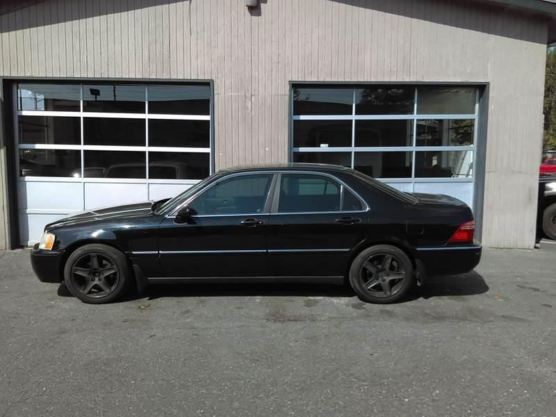 1999 Acura Rl 35 4dr Sedan In Mount Vernon WA