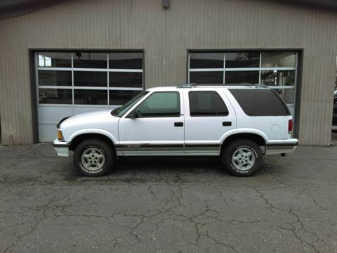 1996 Chevrolet Blazer For Sale Carsforsale