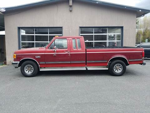 1990 Ford F-150 for sale in Mount Vernon, WA