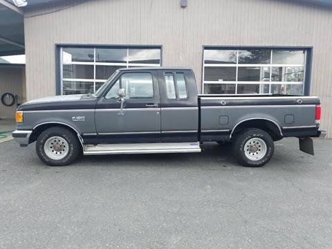 1991 Ford F-150 for sale in Mount Vernon, WA