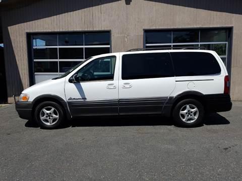 2002 Pontiac Montana for sale in Mount Vernon, WA