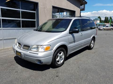 1998 Pontiac Trans Sport for sale in Mount Vernon, WA