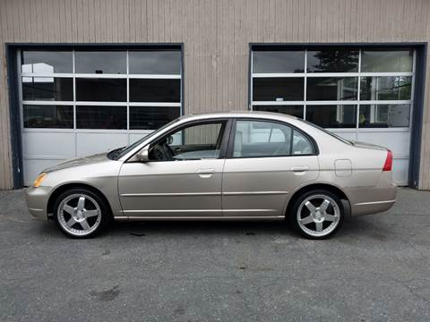 2002 Honda Civic for sale in Mount Vernon, WA