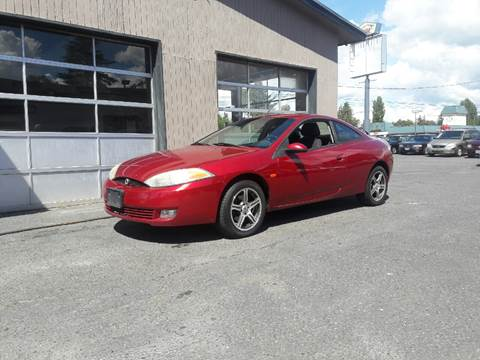2001 Mercury Cougar for sale at Westside Motors in Mount Vernon WA