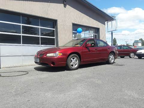 2002 Pontiac Grand Prix for sale in Mount Vernon, WA