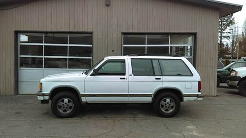 1994 GMC Jimmy for sale in Mount Vernon, WA