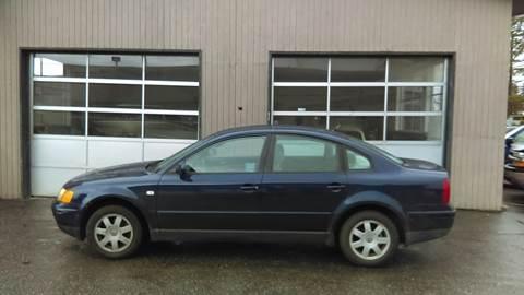 2001 Volkswagen Passat for sale in Mount Vernon, WA
