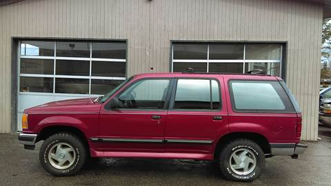 1994 Ford Explorer for sale in Mount Vernon, WA