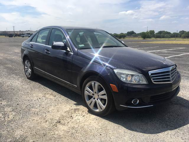 2008 Mercedes-Benz C-Class C 300 Sport 4dr Sedan - San Antonio TX