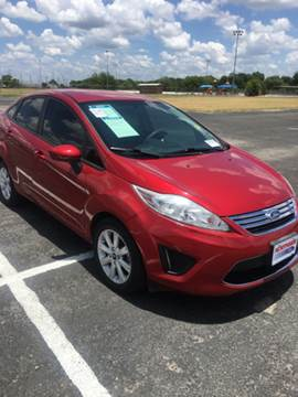 2011 Ford Fiesta for sale at Lemanz Motors in San Antonio TX