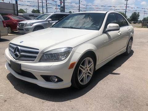 Mercedes Benz C Class For Sale In San Antonio Tx Lemanz