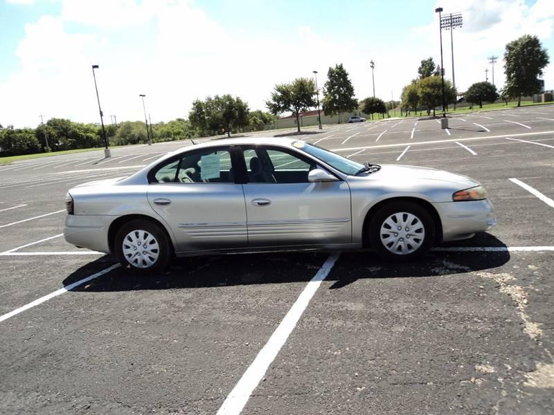 2005 Pontiac Bonneville SE 4dr Sedan - San Antonio TX