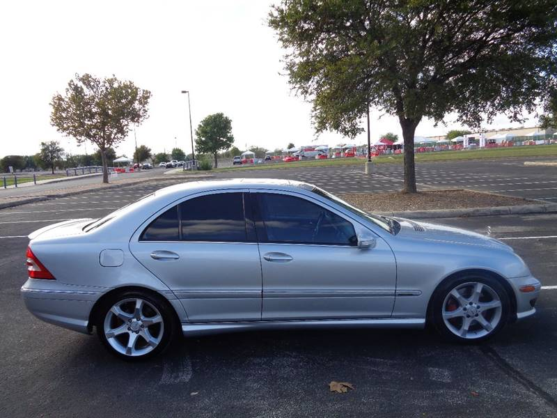 2007 Mercedes-Benz C-Class C 230 Sport 4dr Sedan - San Antonio TX