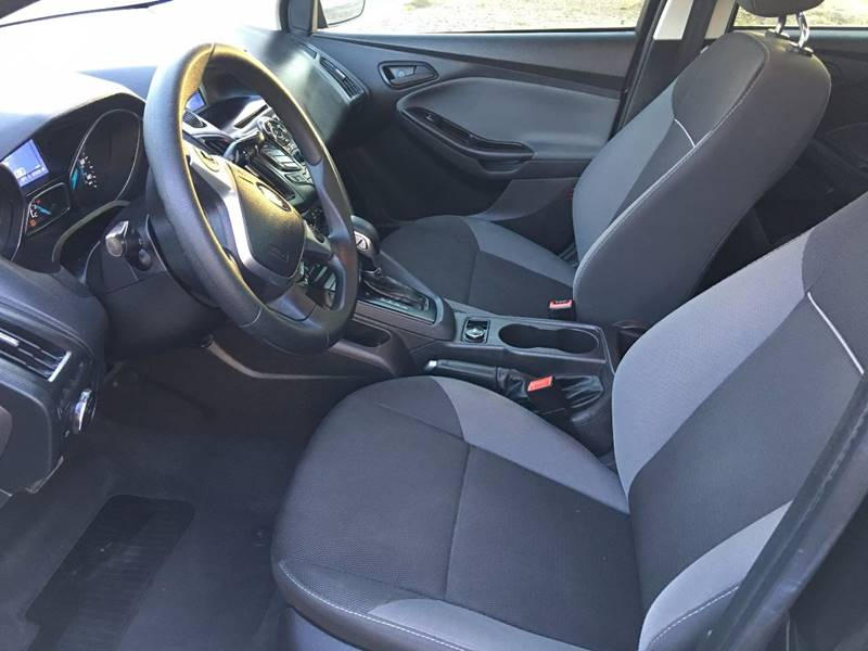 2013 Ford Focus S 4dr Sedan - San Antonio TX